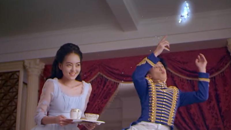这个面膜品牌真大胆,让薛之谦演了一出黑童话版的《灰姑娘》!-面膜岛官网